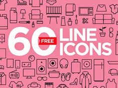 Line icons FOR FREE!