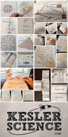 Science Interactive Notebooks Bundle – Includes all 8 of my Best-Selling INB's Hundreds of templates … 8th Grade Science, Middle School Science, Elementary Science, Science Classroom, Teaching Science, Science Education, Science Activities, Forensic Science, Higher Education