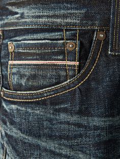 Erik Royal RDD 031, Dark Blue Denim, large