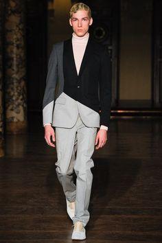 Walter Van Beirendonck Spring 2014 Menswear Collection Photos - Vogue