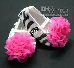 Cute idea for Crib shoe