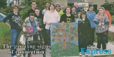 The growing signs of connection - http://morwellnh.org.au/the-growing-signs-of-connection/ #GippsNews