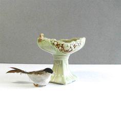 Vintage McCoy Birdbath - McCoy Pottery