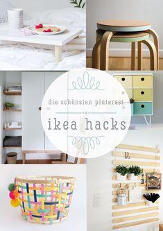 IKEA HACKS - Easy DIY Inspiration