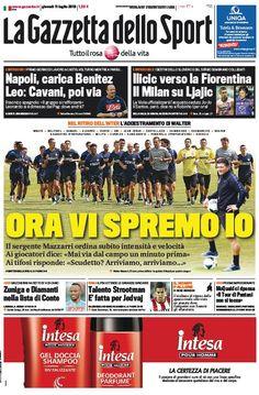 La Gazzetta dello Sport (11-07-13)