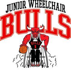 Disability resources> adaptive sports> wheelchair basketball. The Jr. Wheelchair Bulls. Power through sport.