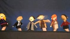 Doctor Who Puppet Pals, via YouTube.
