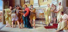 """Ψυχή και Αστρολογία   """"Psychology & Astrology"""": * Πόσες ήταν οι Δίκες Του Ιησού Χριστού ?!.. πόσες..."""