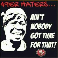 49er haters