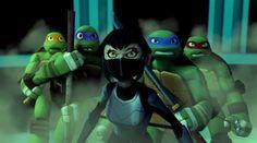 Teenage Mutant Ninja Turtles 2012 Episode 15 The Alien Agenda