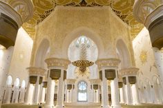Sheikh Zayed Grand Mosque, #AbuDhabi, #UAE