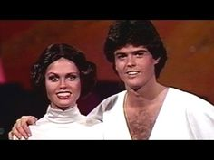 Donny & Marie Osmond Show W/ Star Wars Characters, Redd Foxx, Kris Kristofferson, Paul Lynde - YouTube