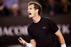 Andy Murray (GBR) - 2015 Australian Open Men's Singles Final