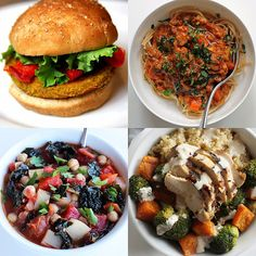 Your go-to recipe source for healthy dinners: 50 healthy dinners, all under 500 calories.