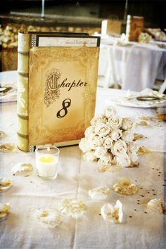 14 Wedding Ideas For The Biggest Book Lovers