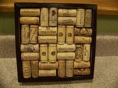 Crazy for Crafts: Day 7: 16 Days of Creating - Wine Cork Trivet