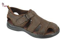 Xposed , Sandales pour homme - marron - café, - Chaussures xposed (*Partner-Link)