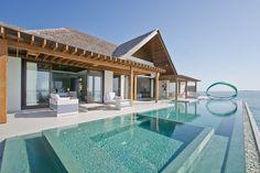 Resorts internacionales: Niyama (Maldivas)