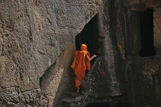 The Caves of Ajanta and Ellora