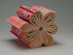 stunning book sculptures from Jacqueline Rush Lee.