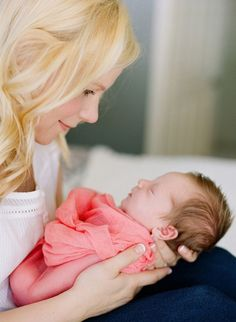 Beautiful Newborn Session with Baby Peyton