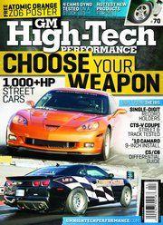 GM High Tech Performance Magazine - Lingenfelter Camaro