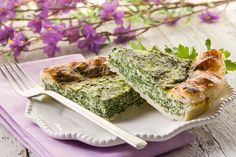 Spenótos quiche Quiche, Argentine Recipes, Baba Ganoush, Bread Machine Recipes, Best Dishes, Spanakopita, Soul Food, Avocado Toast, Food And Drink
