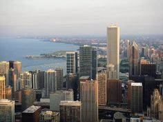 Chicago city, Largest cities in Illinios