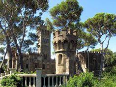 Villa Jana, Quercianella, Livorno