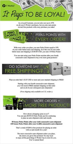 Now is the time to be a Loyal Customer! #skinnywraps #getskinny #itworks Order today! http://flawless40.wix.com/itworks