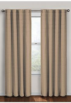 eclipse twist blackout window curtain panel online only