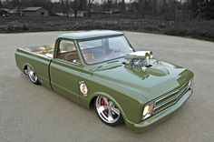 1967 Chevy C-10 - Chevrolet Wallpaper ID 804157 - Desktop Nexus Cars