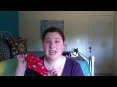 Cloth Pad TAG - Admin Emma Major - YouTube