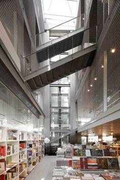 RBC Design Center, Montpellier, 2012 by Jean Nouvel