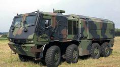 autocarro 8x8 wisent dell'esercito tedesco