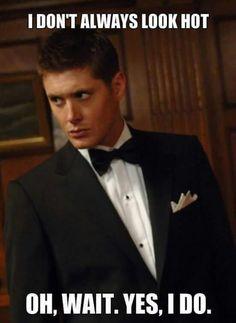 True. #JensenAckles #DeanWinchester