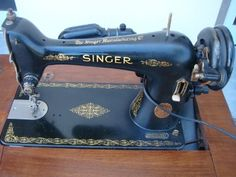 Just got a 1957 Singer from my Grandparents' Closet. IN-LOVE! Can't wait to get acquainted!