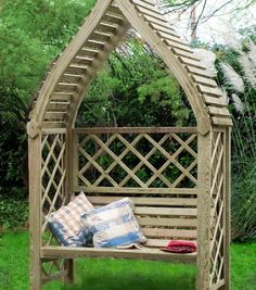 1000 images about pergolas en bois on pinterest pergolas backyard pergola and construction. Black Bedroom Furniture Sets. Home Design Ideas
