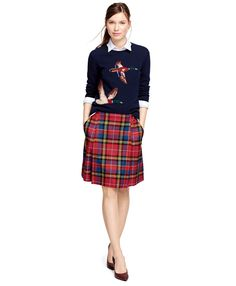 663f9ac94 Plaid Skirt Make You Look Casual Style And Fit To Hang Out : Plaid Skirt  Womens