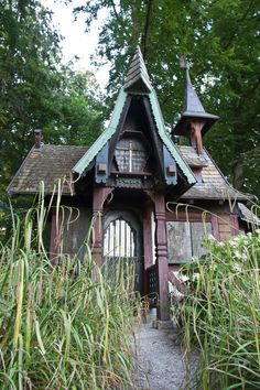 Witch House ~ Ueberlingen Lake Constance Germany
