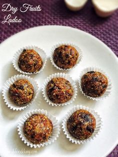 Dry Fruits Ladoo Recipe for Babies, Toddlers and Kids2