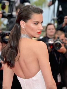 """Adriana Lima Photos Photos - Adriana Lima attends the """"Loveless (Nelyubov)"""" screening during the 70th annual Cannes Film Festival at Palais des Festivals on May 18, 2017 in Cannes, France. - 'Loveless (Nelyubov)' Red Carpet Arrivals - The 70th Annual Cannes Film Festival"""