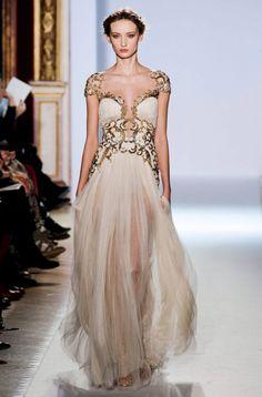 baroque Wedding Dresses | ideas-for-baroque-inspired-wedding-zuhair-murad | WeddingElation