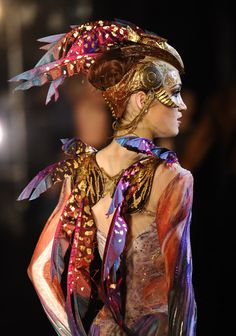 The English National Ballet Performs 'Firebird' At The London ...