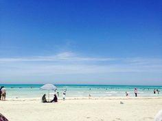 Beach In Libya