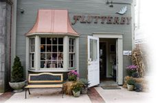 Flutterby, Guilford, CT. The Guilford Green has a store with a great sense of color and style located at 55 Whitfield Street. With many handmade and one-of-a-kind items, Flutterby is the perfect place to find a decorative accent for your home or a thoughtful gift for someone special.