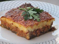 Μελιτζάνες φούρνου με Κιμά και πουρέ πατάτας - Μια Συνταγή από τη Γωγώ Σαμίου | Toftiaxa.gr - Φτιάξτο μόνος σου - Κατασκευές DIY - Do it yourself