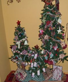 Who says you can 39 t use a christmas tree year round c c for Year round christmas tree