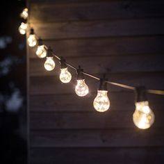 30 Best Festoon Lights Images Outdoor Lighting Backyard