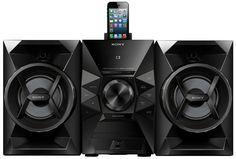 Amazon.com: SONY High Power Home Audio System (Refurbished): Electronics